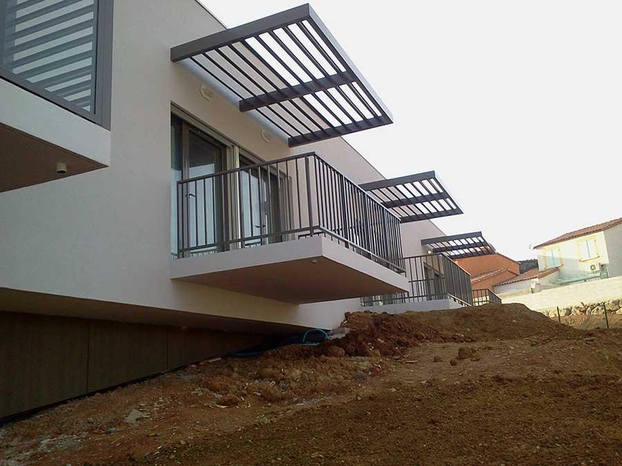 Terrasses et pergolas design castan