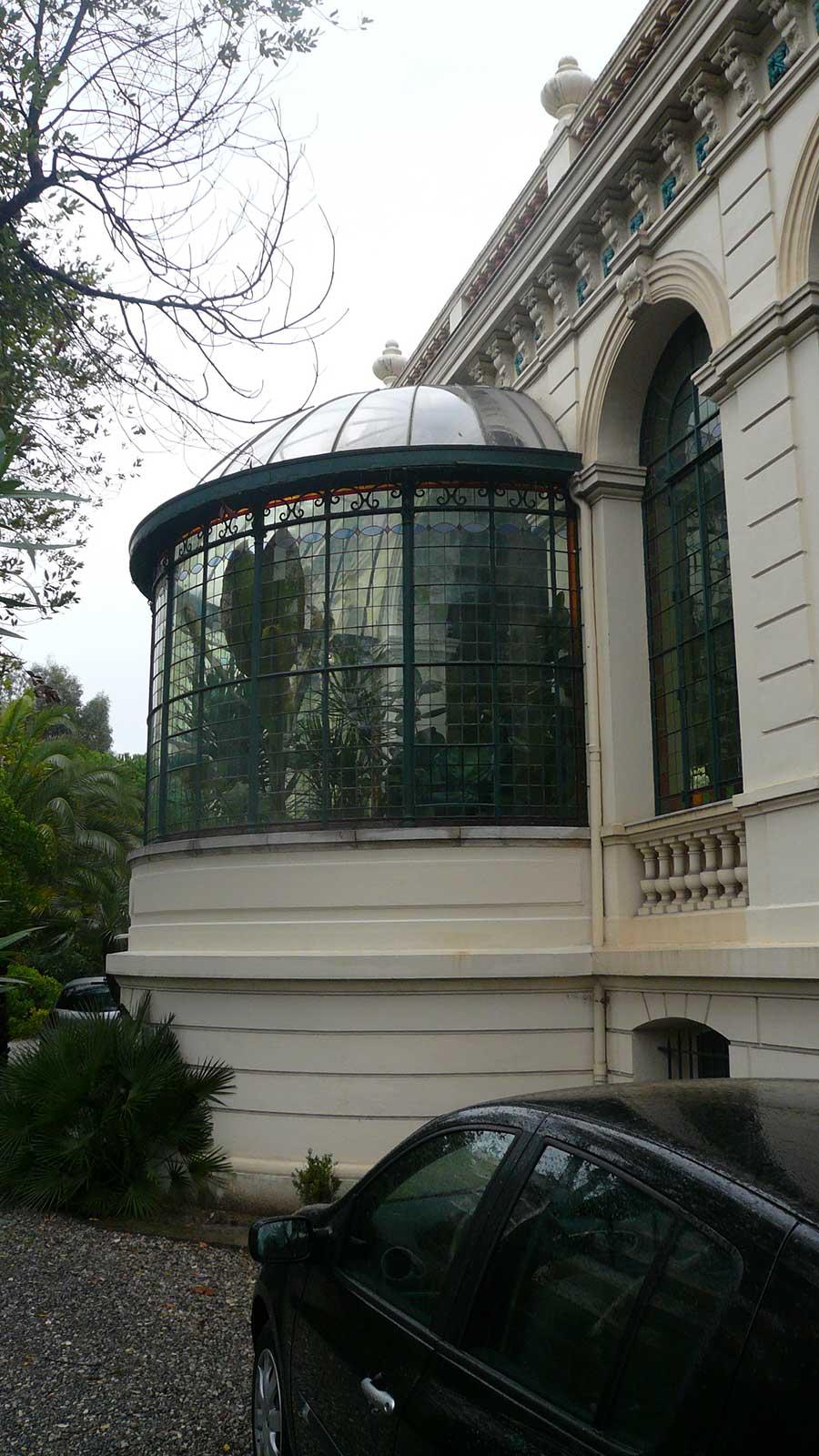 veranda-vintage-castan-métallerie-narbonne
